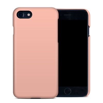Apple iPhone 7 Clip Case - Solid State Peach