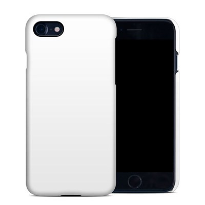 Apple iPhone 7 Clip Case - Solid State White