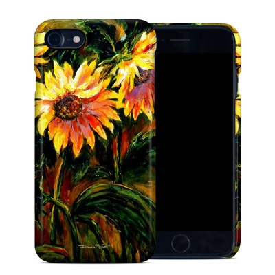 Apple iPhone 7 Clip Case - Sunflower Sunshine