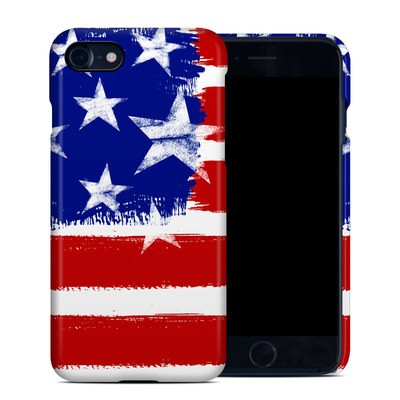 Apple iPhone 7 Clip Case - Stars + Stripes