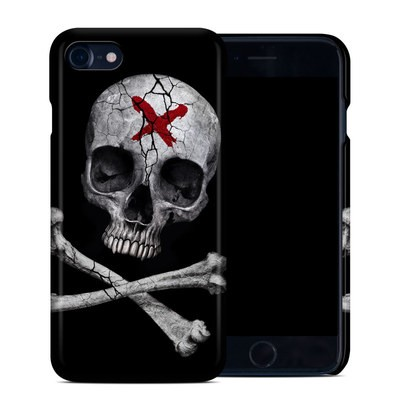 Apple iPhone 7 Clip Case - Stigmata Skull