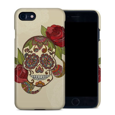 Apple iPhone 7 Clip Case - Sugar Skull