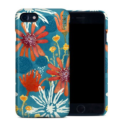 Apple iPhone 7 Clip Case - Sunbaked Blooms
