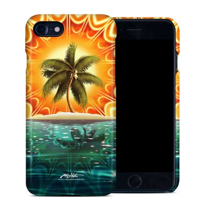 Apple iPhone 7 Clip Case - Sundala Tropic