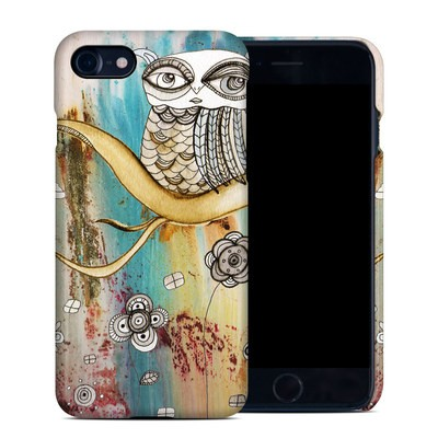 Apple iPhone 7 Clip Case - Surreal Owl
