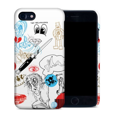 Apple iPhone 7 Clip Case - Tattoo Ink