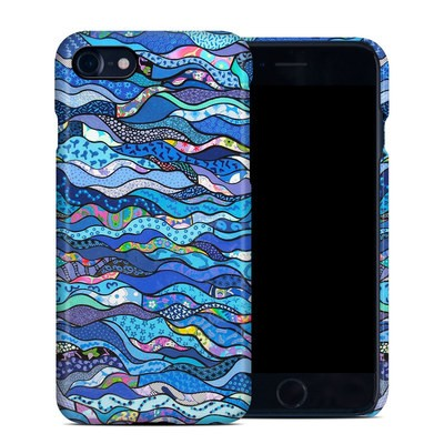 Apple iPhone 7 Clip Case - The Blues