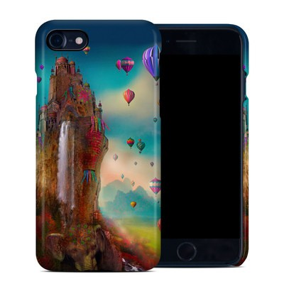 Apple iPhone 7 Clip Case - The Festival