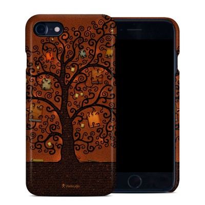 Apple iPhone 7 Clip Case - Tree Of Books