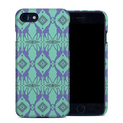 Apple iPhone 7 Clip Case - Tower of Giraffes
