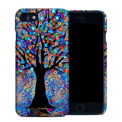 Apple iPhone 7 Clip Case - Tree Carnival