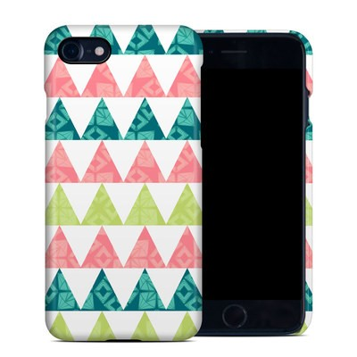 Apple iPhone 7 Clip Case - Triangle Slice