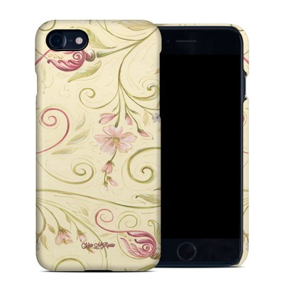 Apple iPhone 7 Clip Case - Tulip Scroll