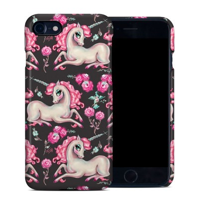 Apple iPhone 7 Clip Case - Unicorns and Roses