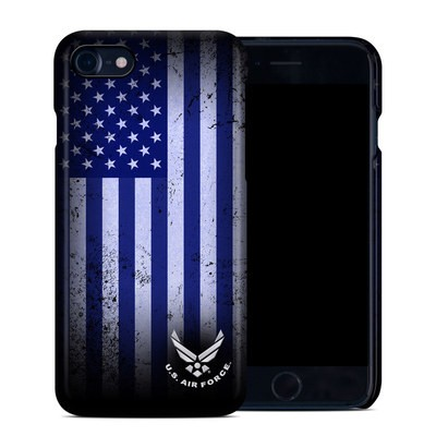Apple iPhone 7 Clip Case - USAF Flag