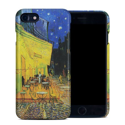 Apple iPhone 7 Clip Case - Cafe Terrace At Night