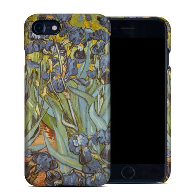 Apple iPhone 7 Clip Case - Irises