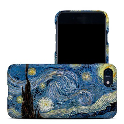 Apple iPhone 7 Clip Case - Starry Night