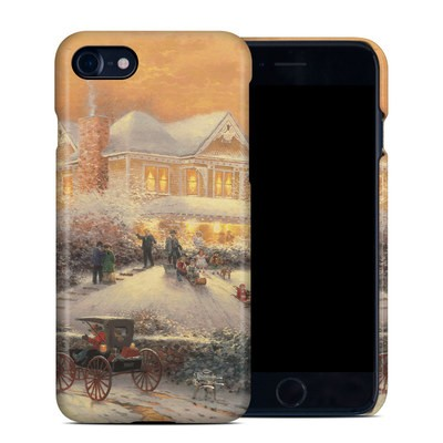 Apple iPhone 7 Clip Case - Victorian Christmas