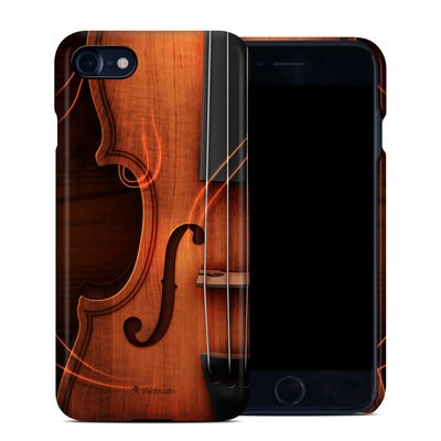 Apple iPhone 7 Clip Case - Violin