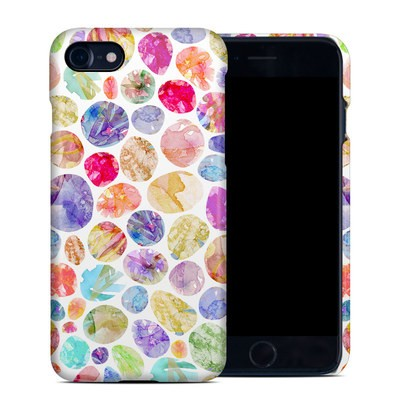 Apple iPhone 7 Clip Case - Watercolor Dots