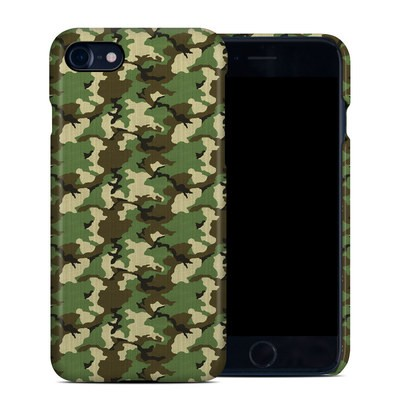 Apple iPhone 7 Clip Case - Woodland Camo