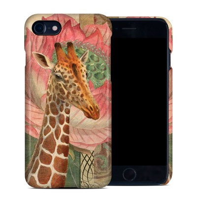 Apple iPhone 7 Clip Case - Whimsical Giraffe