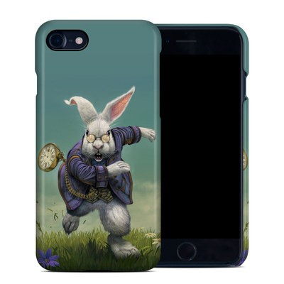Apple iPhone 7 Clip Case - White Rabbit