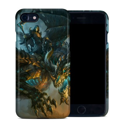 Apple iPhone 7 Clip Case - Wings of Death