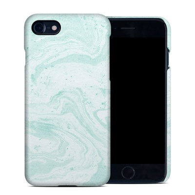 Apple iPhone 7 Clip Case - Winter Green Marble