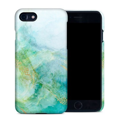 Apple iPhone 7 Clip Case - Winter Marble