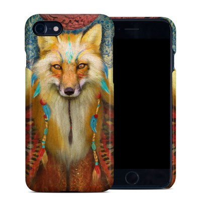 Apple iPhone 7 Clip Case - Wise Fox