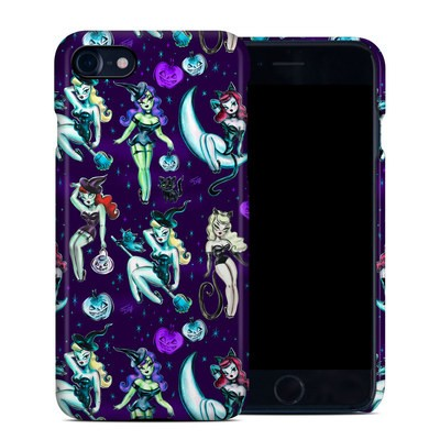 Apple iPhone 7 Clip Case - Witches and Black Cats