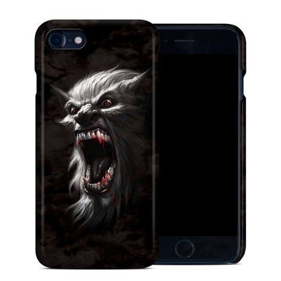 Apple iPhone 7 Clip Case - Wolfman