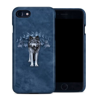 Apple iPhone 7 Clip Case - Wolf Cycle