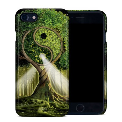 Apple iPhone 7 Clip Case - Yin Yang Tree