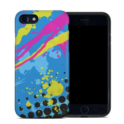 Apple iPhone 7 Hybrid Case - Acid