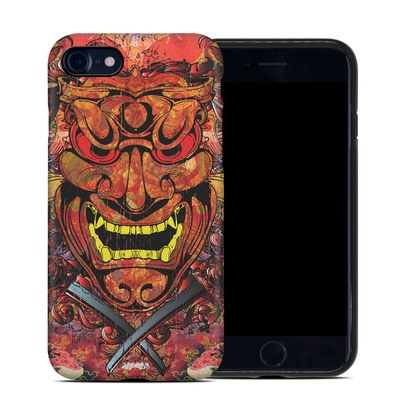 Apple iPhone 7 Hybrid Case - Asian Crest