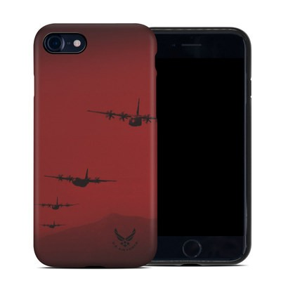 Apple iPhone 7 Hybrid Case - Air Traffic