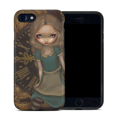Apple iPhone 7 Hybrid Case - Alice Clockwork