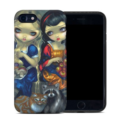 Apple iPhone 7 Hybrid Case - Alice & Snow White