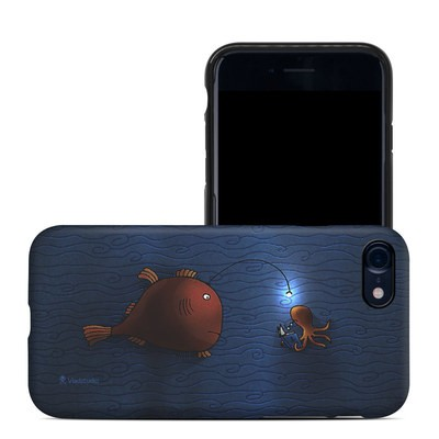 Apple iPhone 7 Hybrid Case - Angler Fish