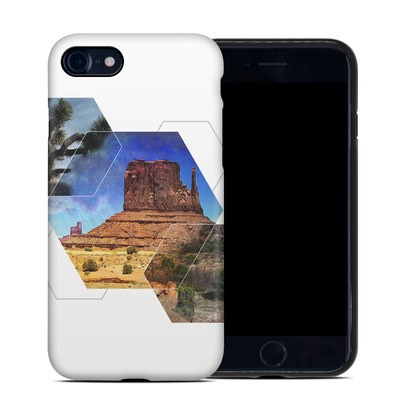 Apple iPhone 7 Hybrid Case - Anomalous