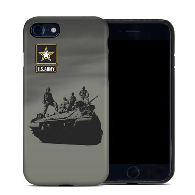Apple iPhone 7 Hybrid Case - Army Troop