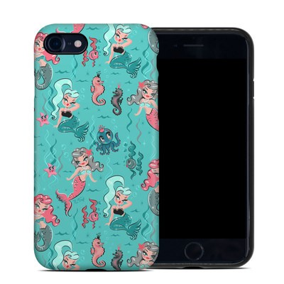 Apple iPhone 7 Hybrid Case - Babydoll Mermaids