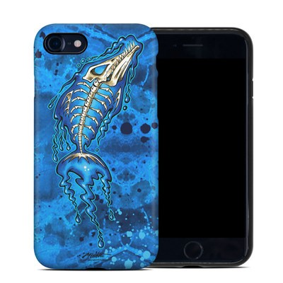 Apple iPhone 7 Hybrid Case - Barracuda Bones