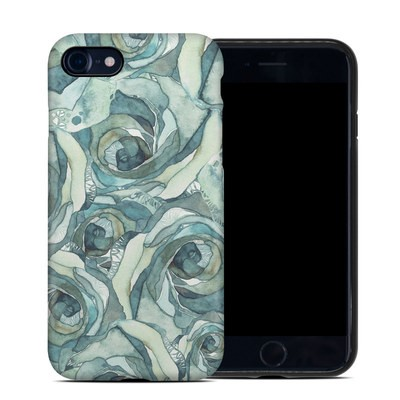 Apple iPhone 7 Hybrid Case - Bloom Beautiful Rose
