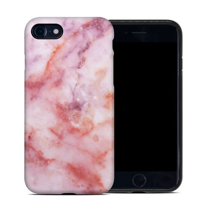 Apple iPhone 7 Hybrid Case - Blush Marble