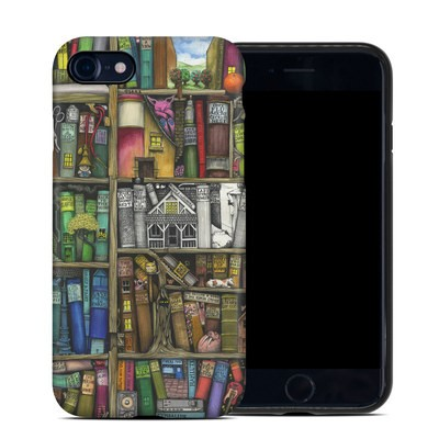 Apple iPhone 7 Hybrid Case - Bookshelf