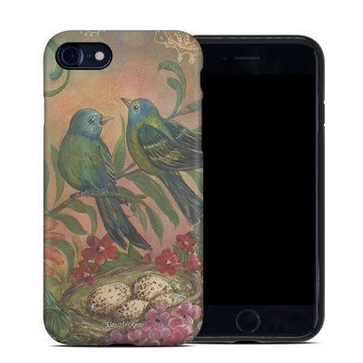 Apple iPhone 7 Hybrid Case - Splendid Botanical